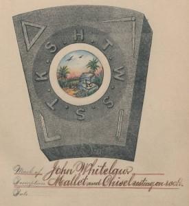 Mark of John Whitelaw