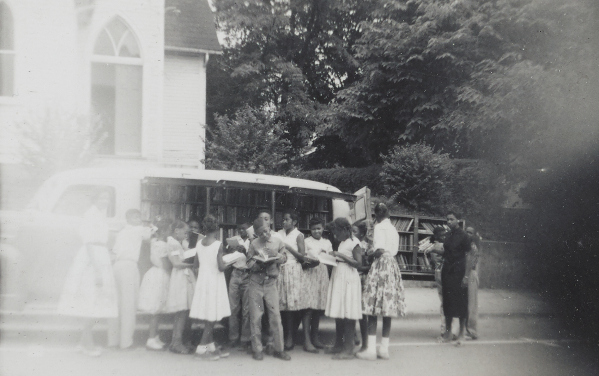 The Evolution of the Rockingham County Bookmobile