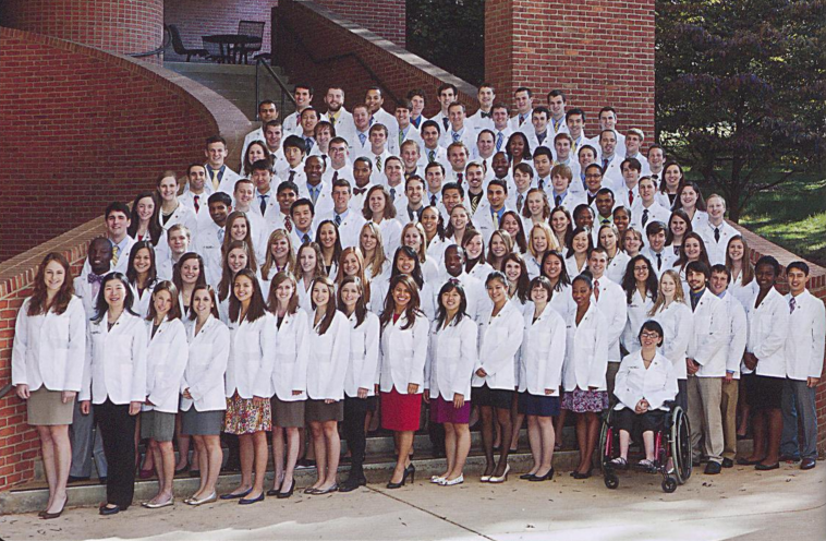 Wake Forest Medical School class of 2015