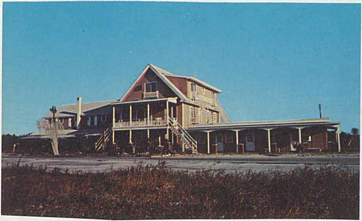 The Island Inn, Ocracoke, N.C.