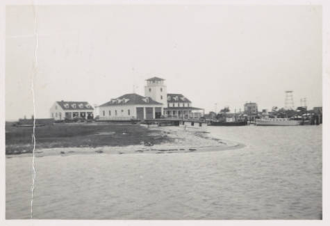 Coast Guard Station, Ocracoke.