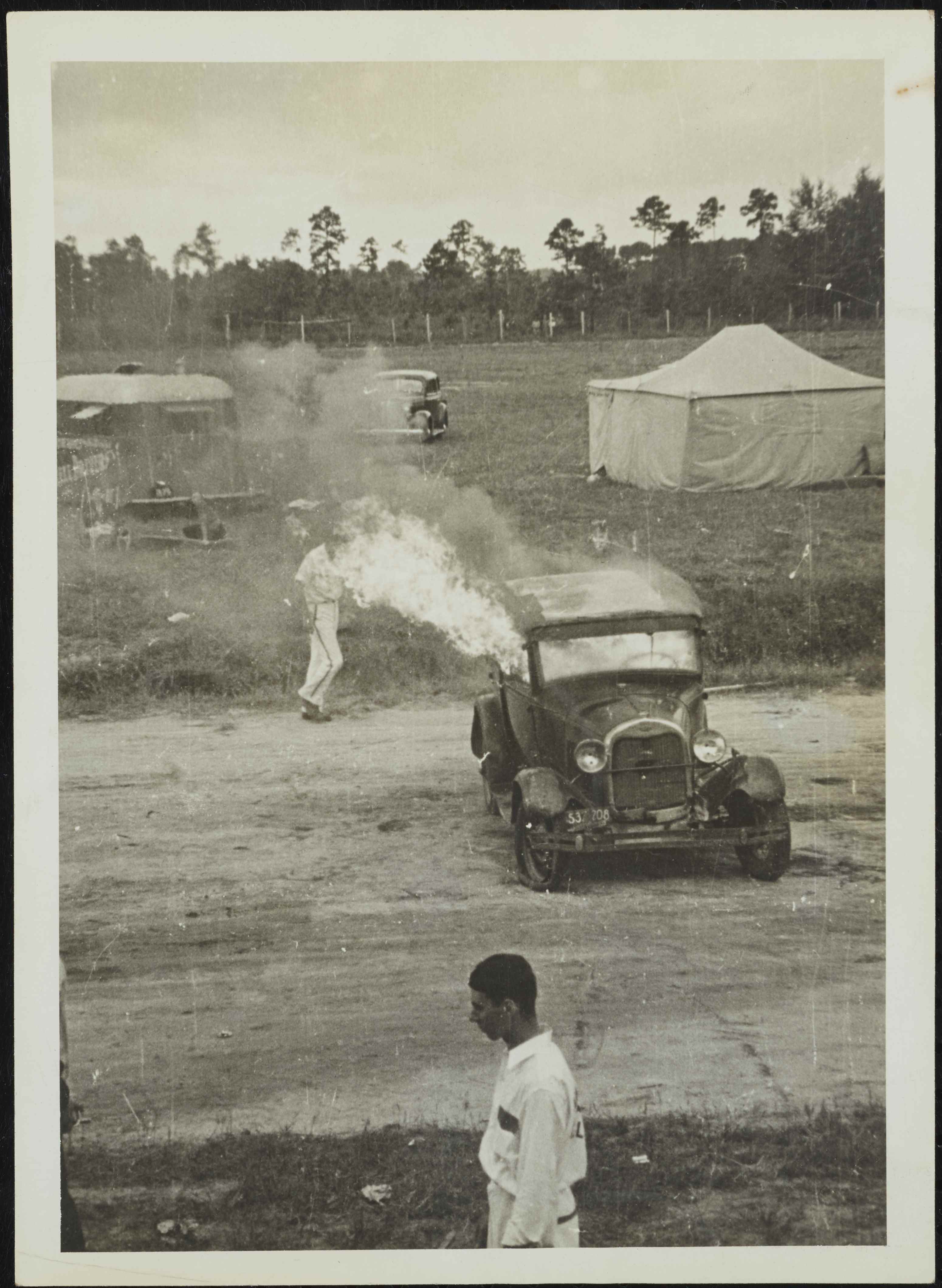 More Photos by M.S. Brown — Hell Drivers and More from the Edgecombe County Public Library