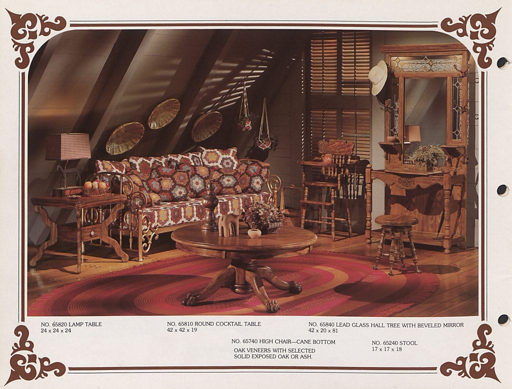 Nostalgic Designs By Leonard Eisen For Pulaski Furniture