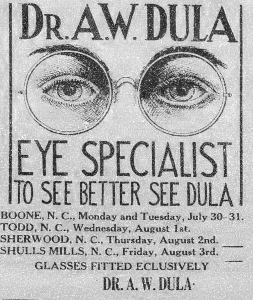 The Watauga Democrat, July 26, 1923, page 6