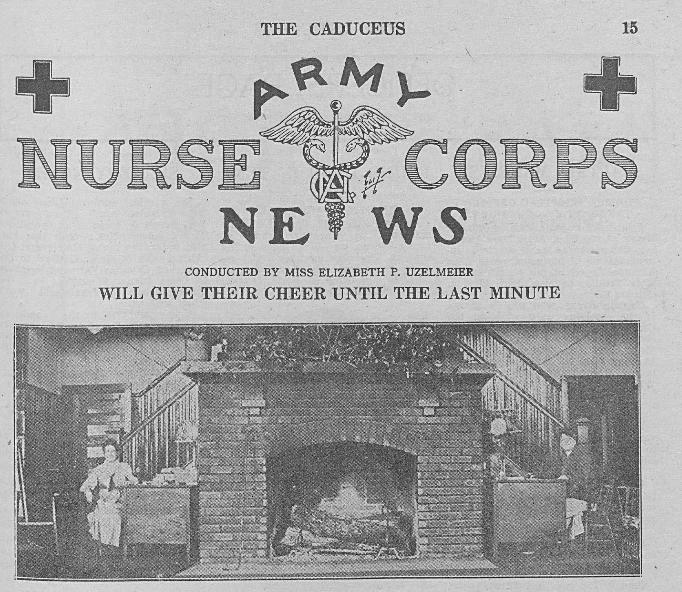 Caduceus, November 23rd, 1918; page 15