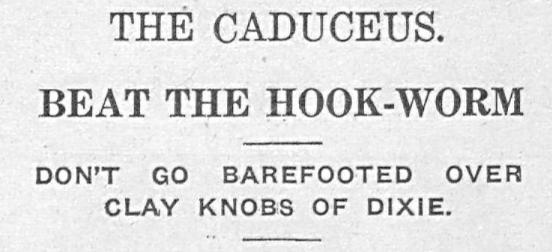 Caduceus, June 8th, 1918; page 6