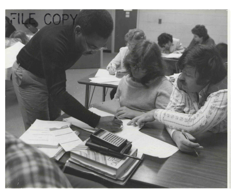 Bill Haley in Class, late 1970's