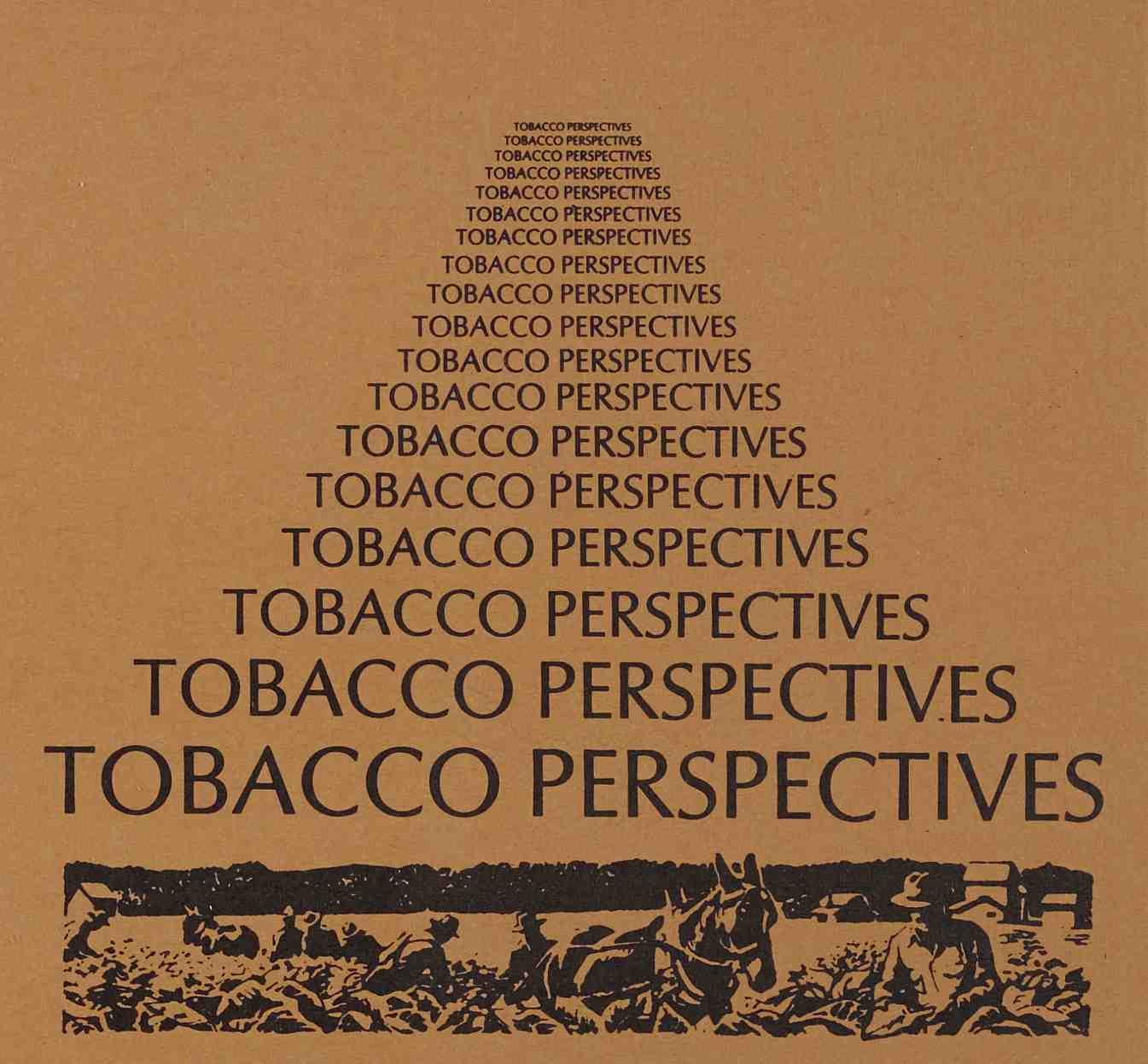 Tobacco Perspectives Brochure