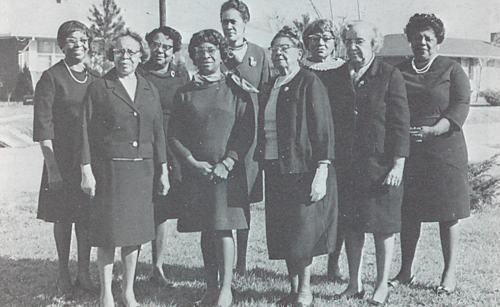 Sixtieth Anniversary Convention of the North Carolina Federation of Negro Women's Clubs, Page 27