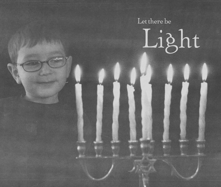 Charlotte Jewish News, December 1, 2003, page 3