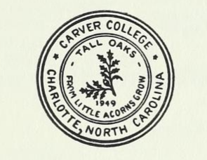 Carver College Annual Catalogue [1959-1960], page 2