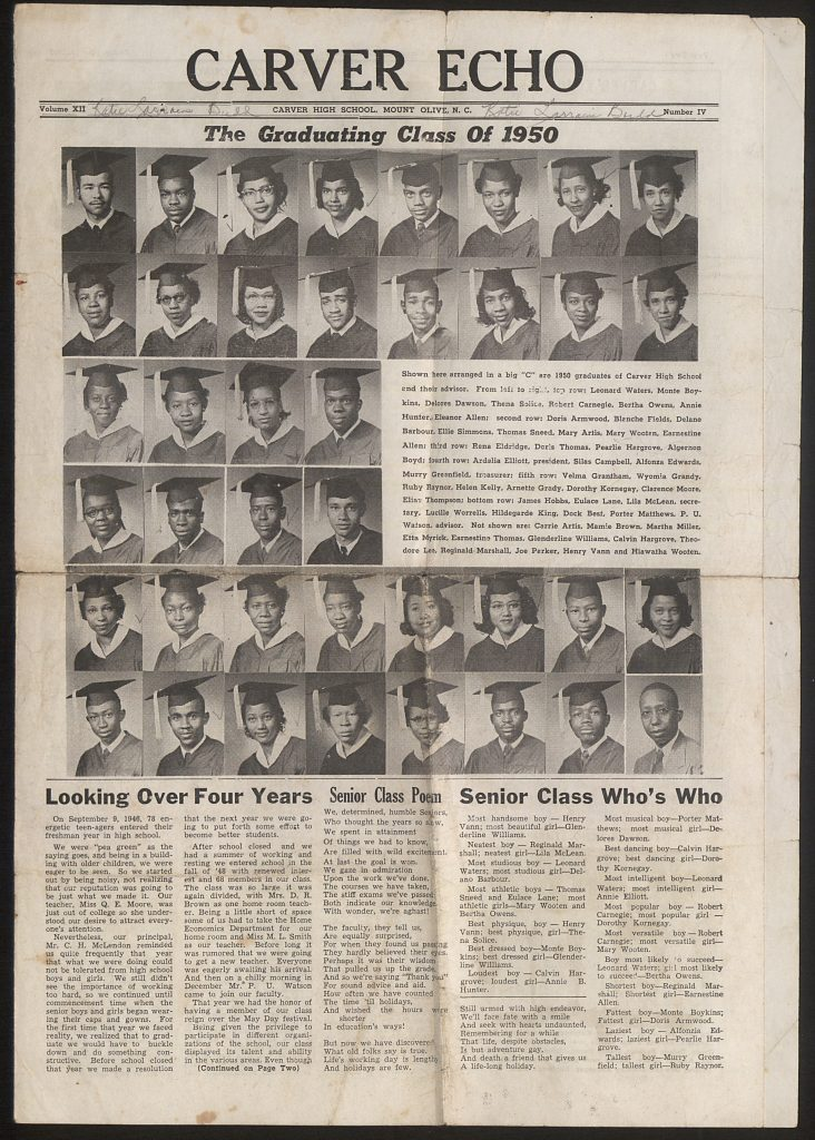 New Exhibit Shares Largest Collection of Digitized NC African American Newspapers