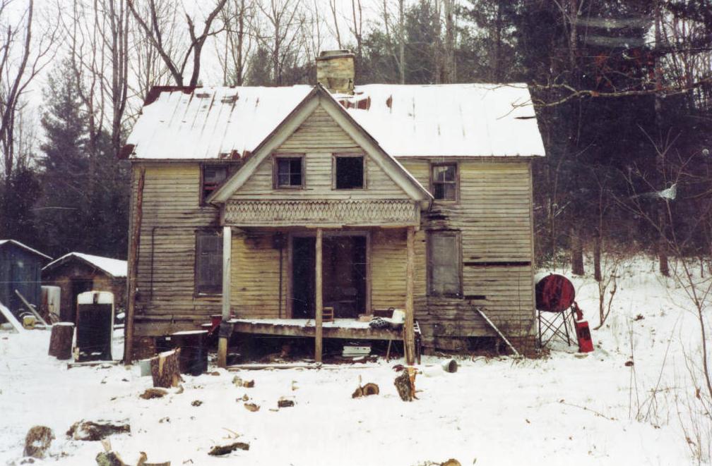 Lydia Morrow Raines House