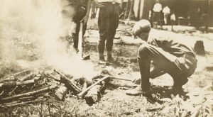 Boy Scout Memories Saved in Scrapbook from Wilson County