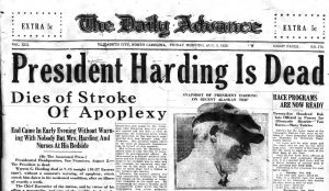 The Daily Advance, Newspaper from Elizabeth City, Now Online