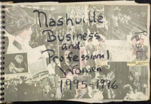 Scrapbooks From New Partner, Harold D. Cooley Library, Now Online