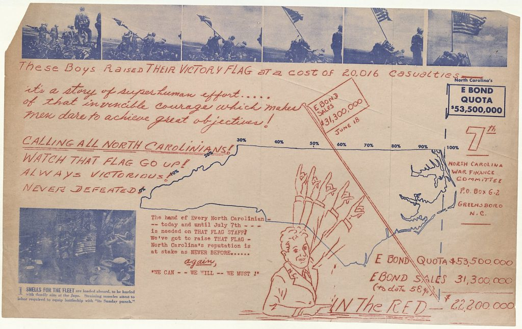 World War Ii Scrapbooks And More From Randolph County Public Library