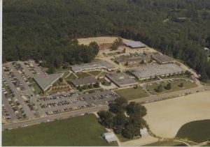 See Central Carolina Community College from Above in New Photos