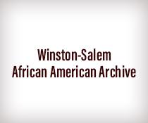 Winston-Salem African American Archive