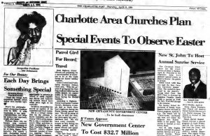 Over 400 more issues of the Charlotte Post Now Available on DigitalNC