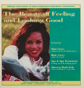 The Beauty of Feeling and Looking Good, Spring 1996
