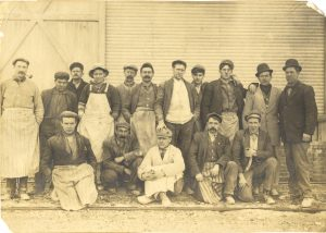 NC Granite workers