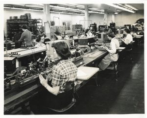 We Workers 1953 Tarheel