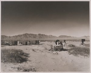 White Sands 1952