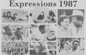 """Expressions 1987"" from the December 1987 issue"
