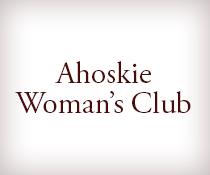 Ahoskie Woman's Club