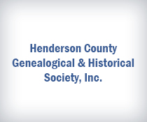 Henderson County Genealogical and Historical Society