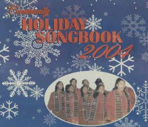 Community Holiday Songbook 2004, from the December 2004 issue