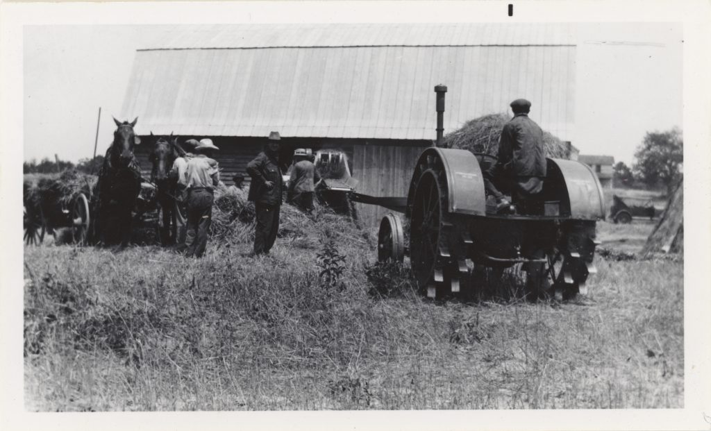 Agricultural Photographs from the Historical Association of Catawba County