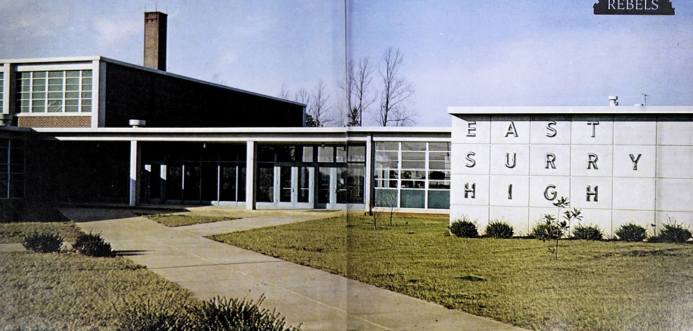 New Yearbooks from Surry County Now Online at DigitalNC