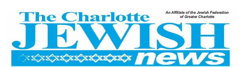 Charlotte Jewish News header