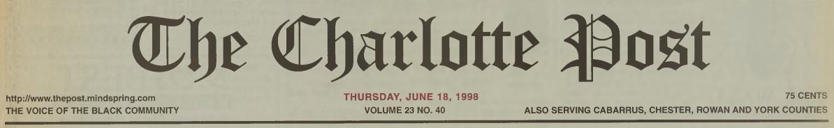 The Charlotte Post, June 18, 1998