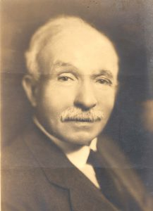 Photographic portrait of Charles W. Chesnutt