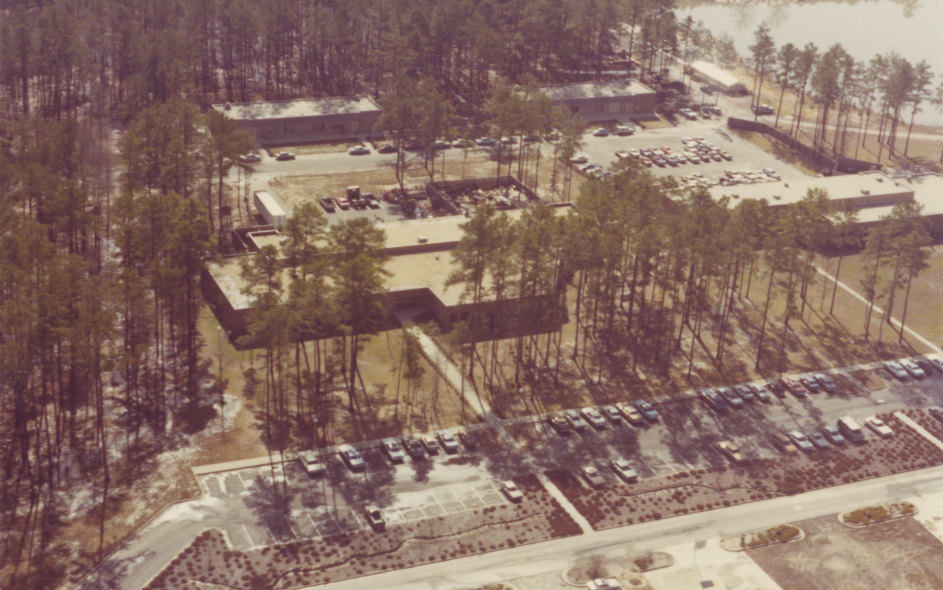 Aerial Photograph, 1983