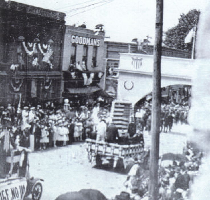 World War I Parade, 1919