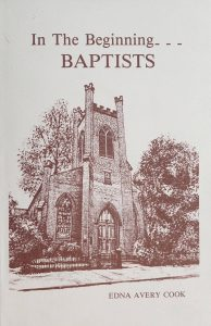 Church Minutes And History From New Bern First Baptist Church Online Now!