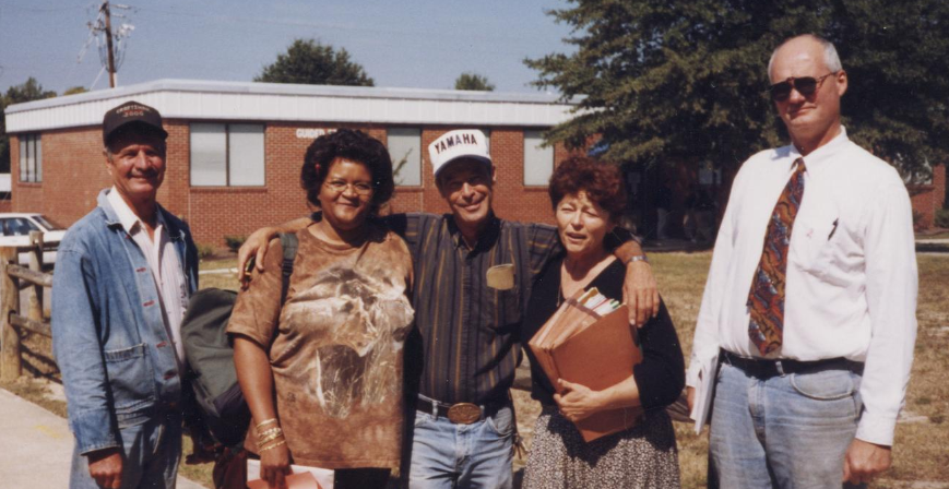 Central Carolina Community College employees, 1999