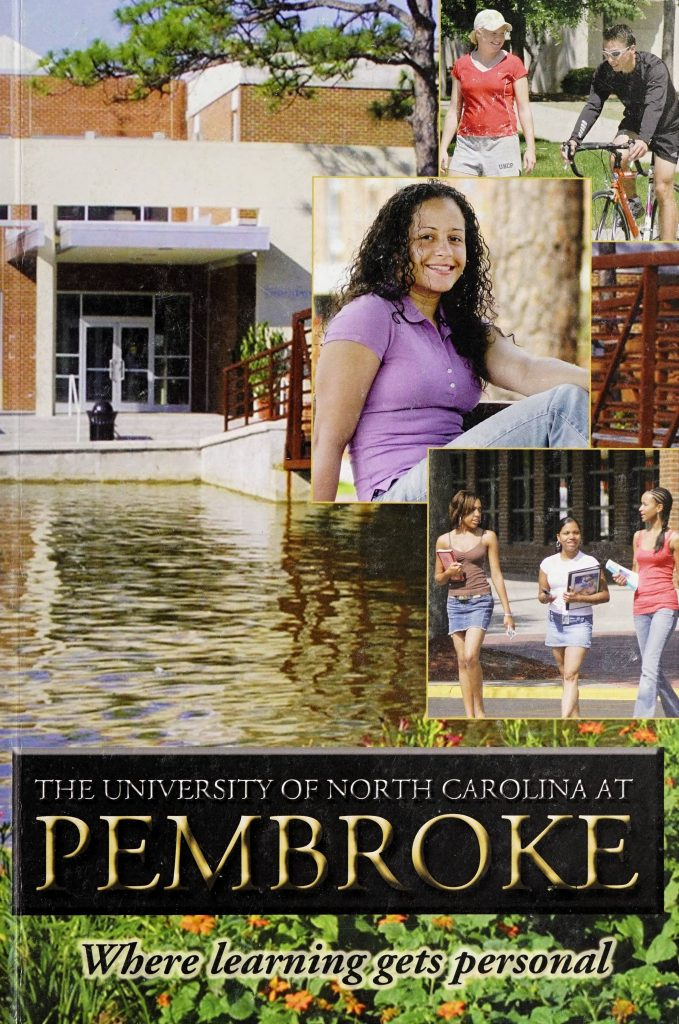 UNC Pembroke Yearbooks and Course Catalog Now Available
