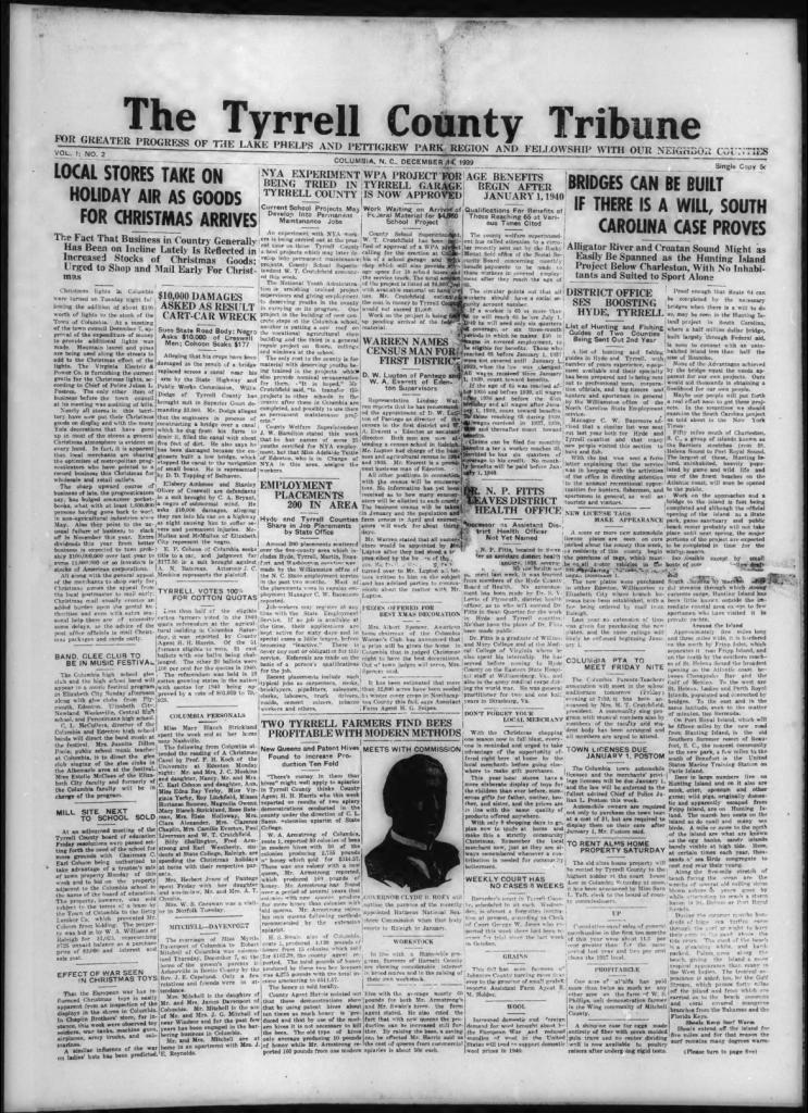 The Tyrrell Tribune