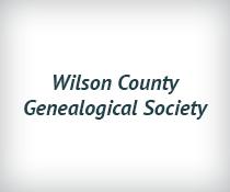 Wilson County Genealogical Society